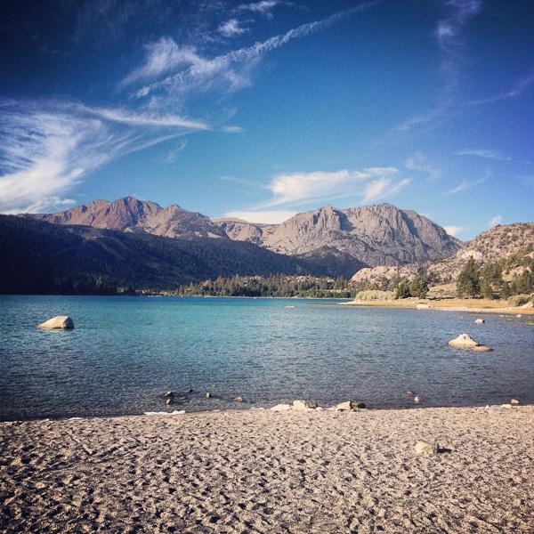 June Lake.